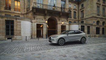 DS4, la nueva sofisticación de la marca de lujo francesa