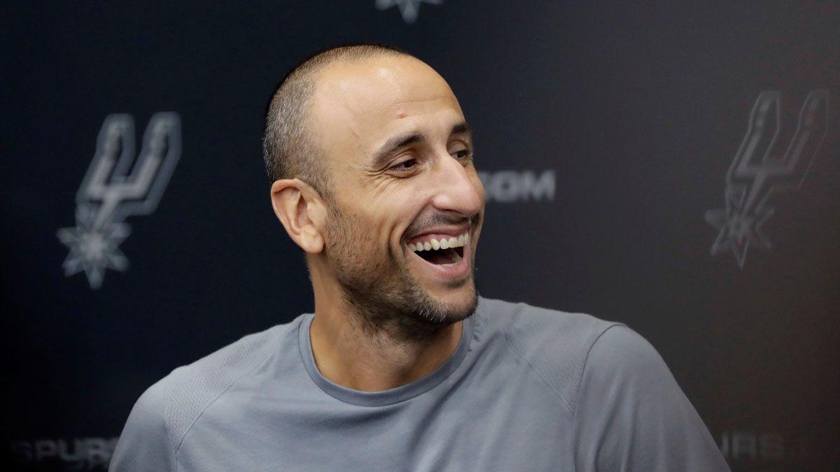 Manu Ginóbili vuelve a San Antonio Spurs.