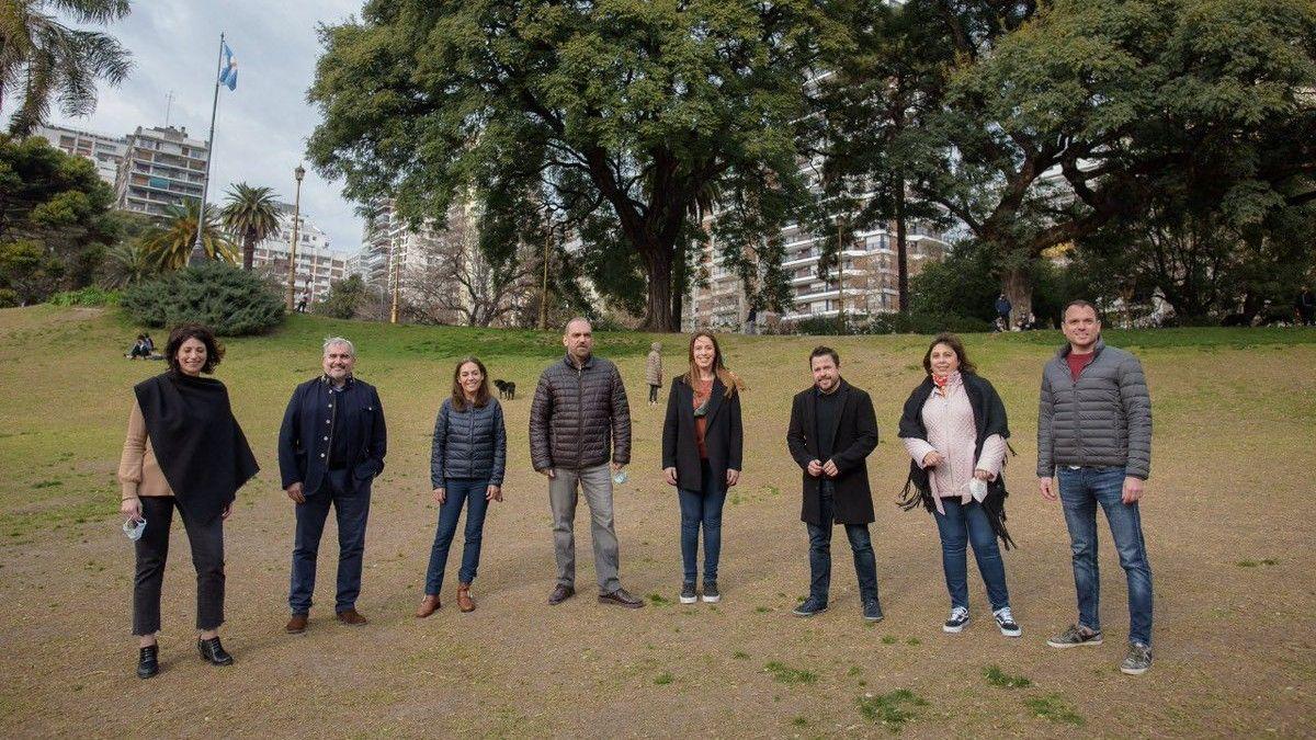 Se oficializó la lista de candidatos que acompañarán a María Eugenia Vidal y a Diego Santilli