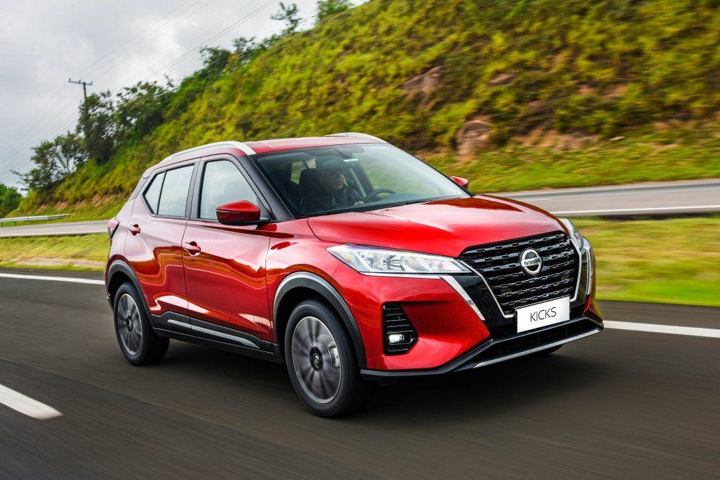 El nuevo Nissan Kicks viene equipado con la 3ra generación del ya probado motor naftero de 1.6 litros