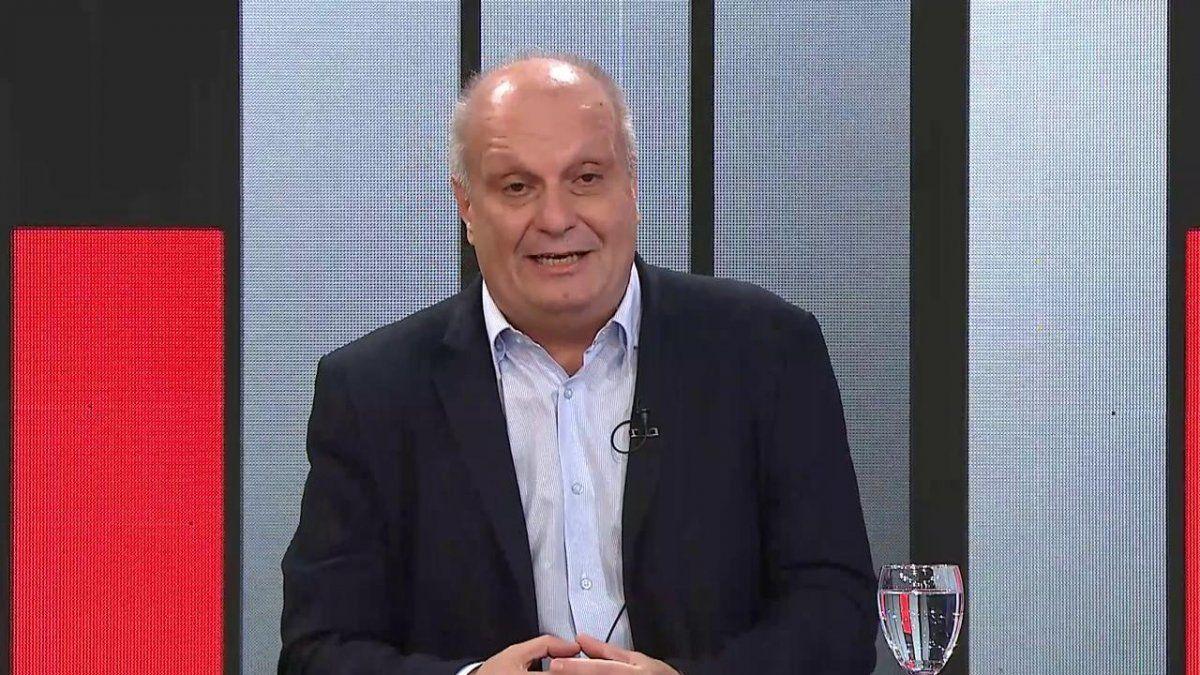Pese a los resultados electorales, Lombardi auguró: El segundo gobierno va a ser distinto