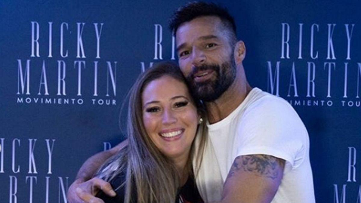 Ricky Martin bancó a Mar Tarrés y ganó una apuesta