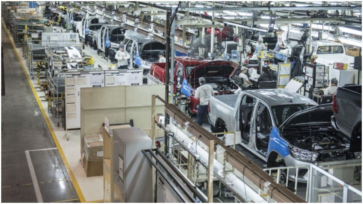 Toyota busca empleados para aumentar su producción en la planta de Zárate (Foto: archivo).