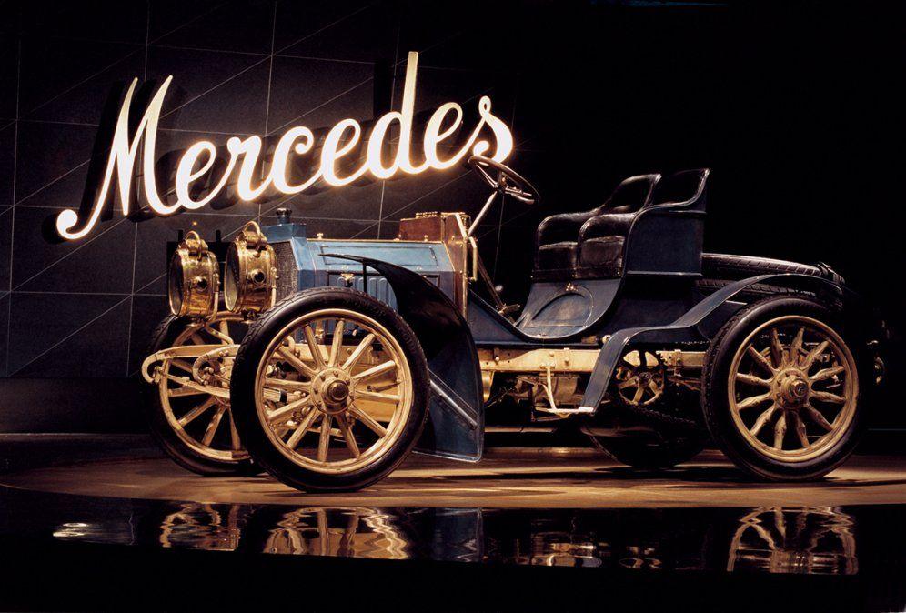 120 años del nombre Mercedes