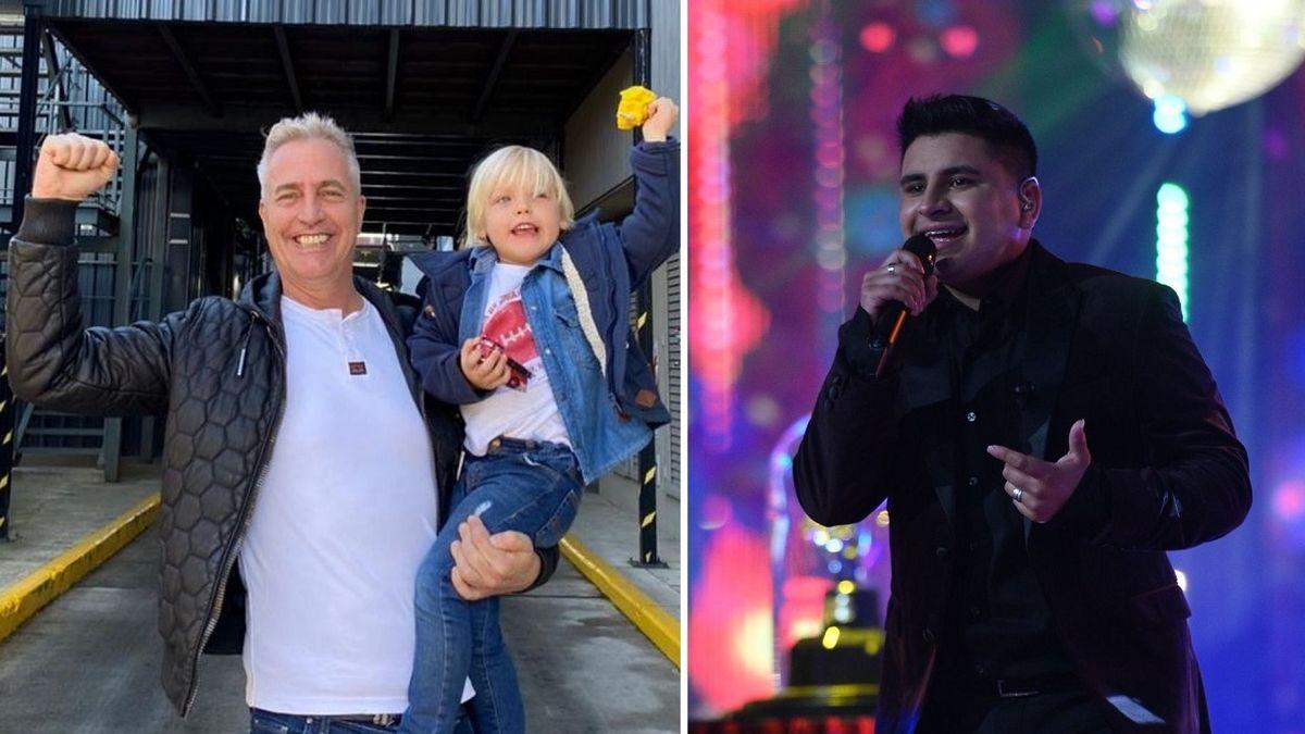 El regalo de Marley y Mirko a Francisco Benítez, ganador de La Voz Argentina, por el nacimiento de su bebé