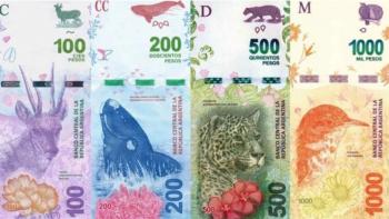 En 2020 se sumaron 1.523 millones de nuevos billetes: apilados alcanzan 225 kilómetros de alto