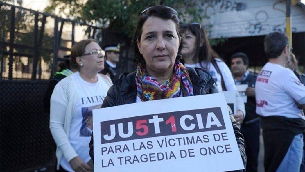 La madre de una víctima de la tragedia de Once va en la lista de diputados nacionales de Juntos por el Cambio
