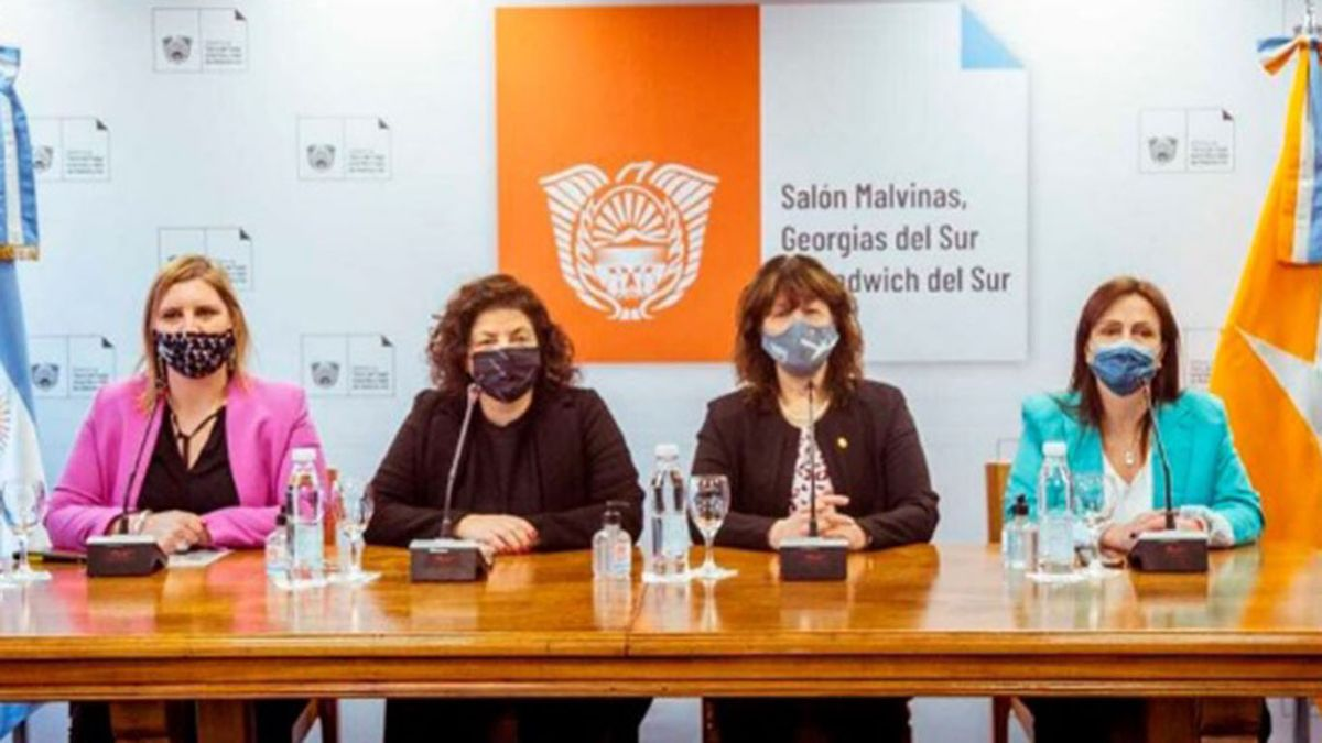 El Ministerio de Salud de la Nación desmintió haber hablado de inmunidad de rebaño.