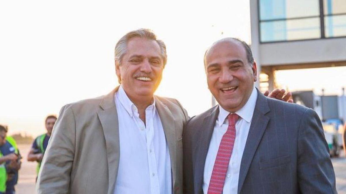 Alberto Fernández se reúne con el gobernador Juan Manzur