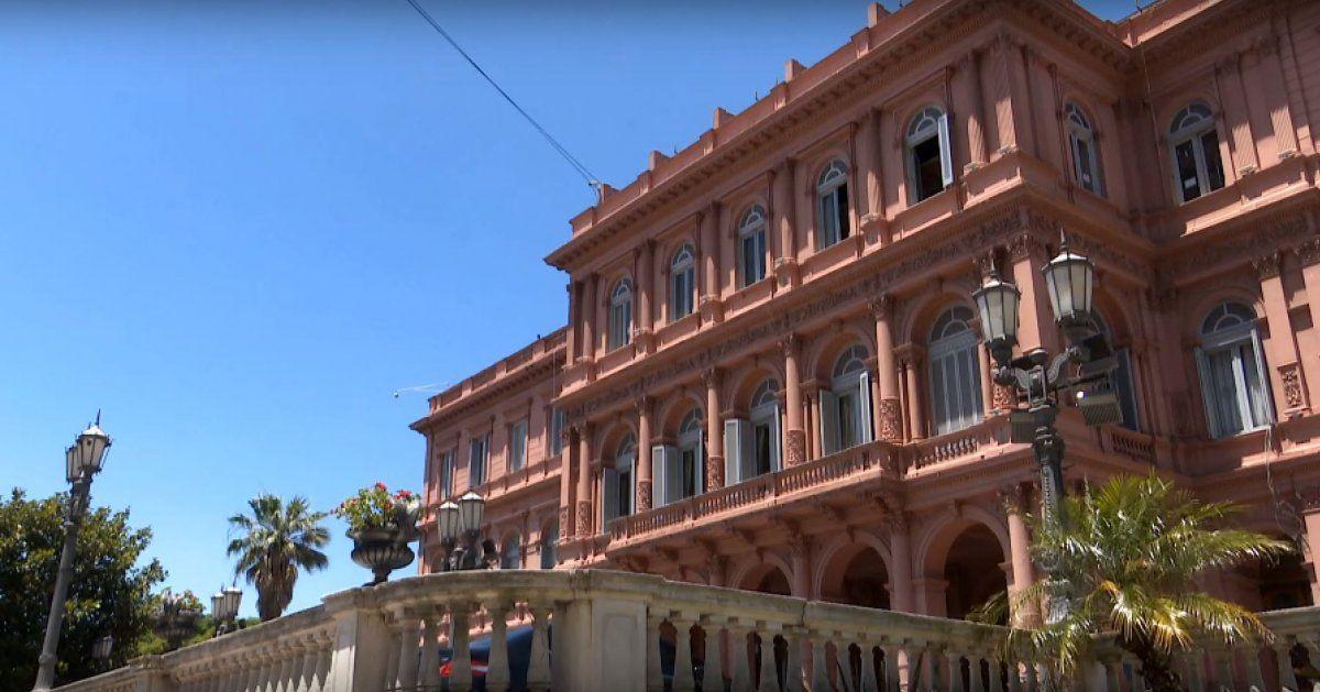 Arrancaron las reuniones: el gobernador de Chaco fue el primero en ir a la Casa Rosada para hablar de los puntos de consenso