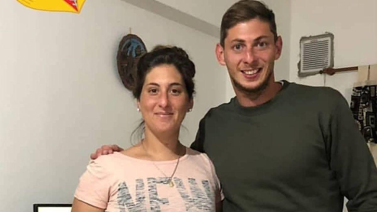Romina, la hermana de Emiliano Sala, salió de terapia intensiva