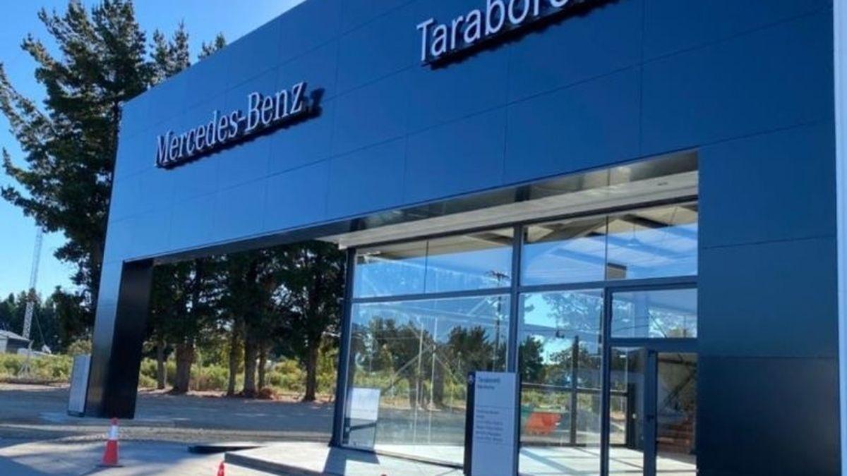 El Concesionario oficialMercedes-Benz Taraborelli inaugura Centros de Atención y Servicio en Neuquén y Bariloche y amplía en un 25% su equipo de trabajo