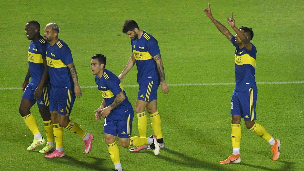 Malas noticias en Boca: se lesionaron dos titulares y Battaglia deberá rearmar el equipo
