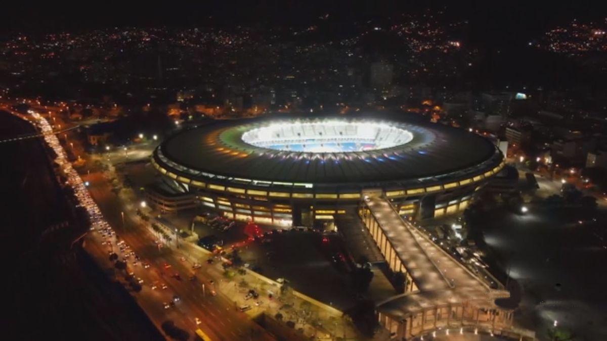 Detectaron otra cepa de coronavirus durante la Copa América (Foto: AP)