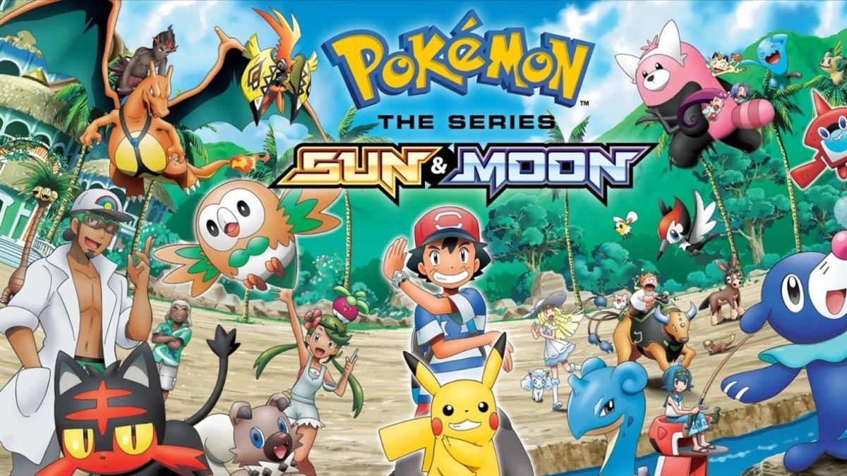 Pokémon estáa disponible en Netflix exclusivamente