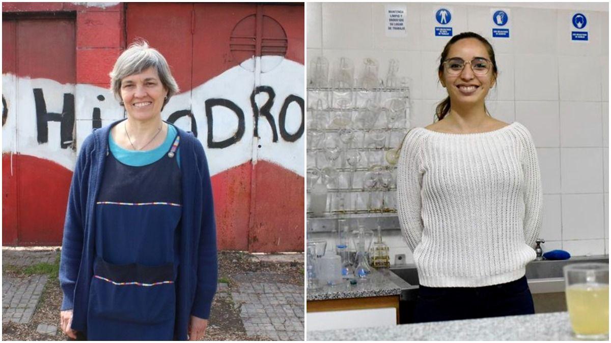 Gisela Gómez y Ana María Stelman fueron seleccionadas entre los mejores 50 maestros del mundo