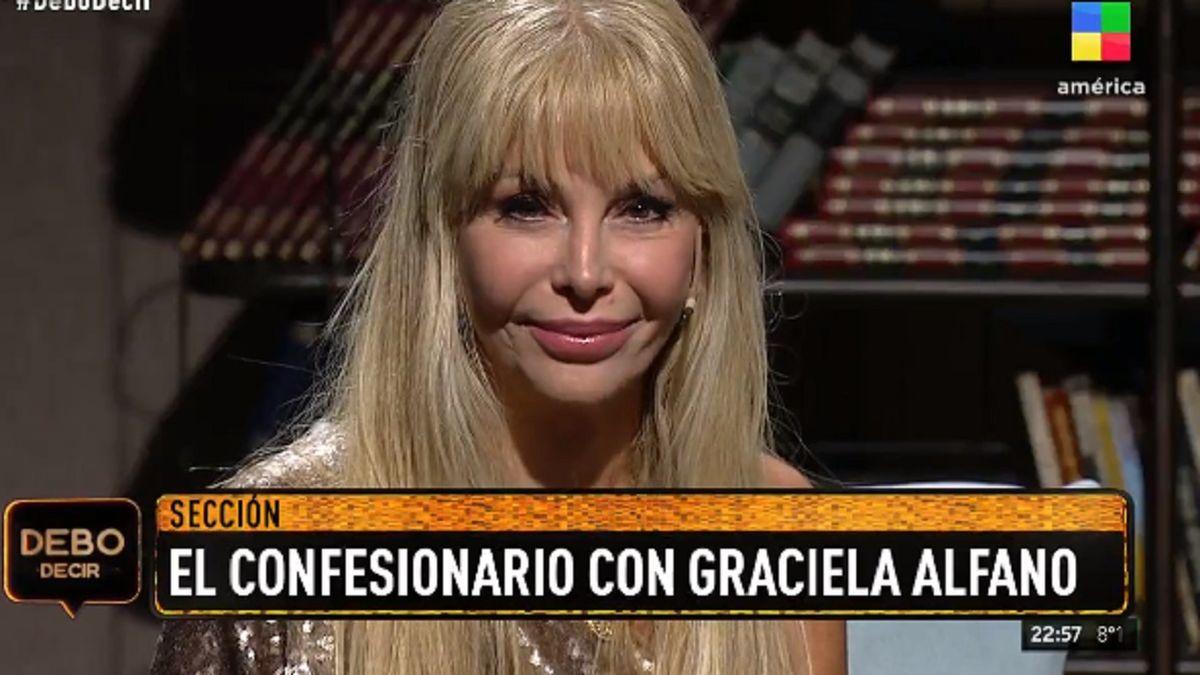 Graciela Alfano habló del accidente de su hijo en México