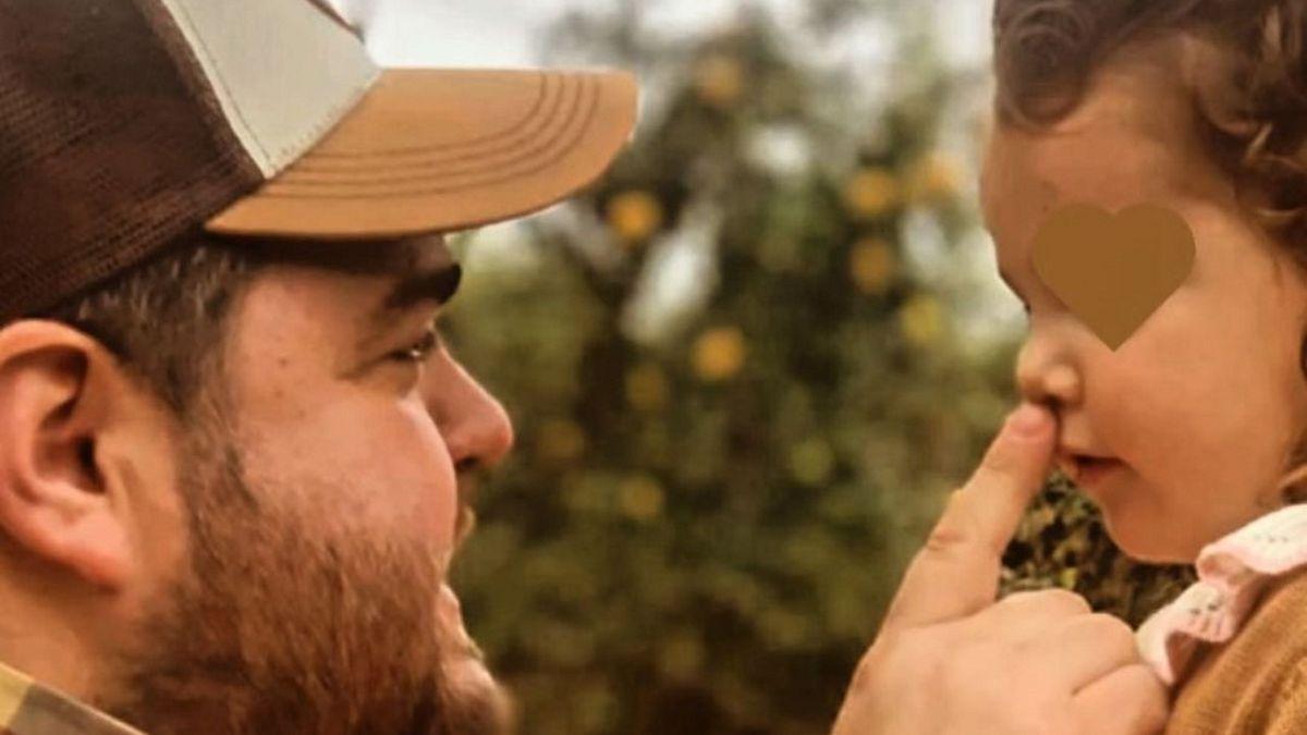 El mal momento de Darío Barasssi con su hija