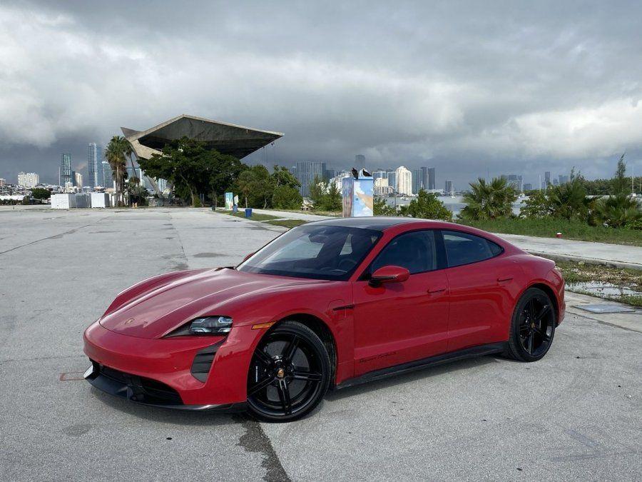 Especial A24: Test Drive exclusivo del Porsche Taycan Turbo S, en Miami
