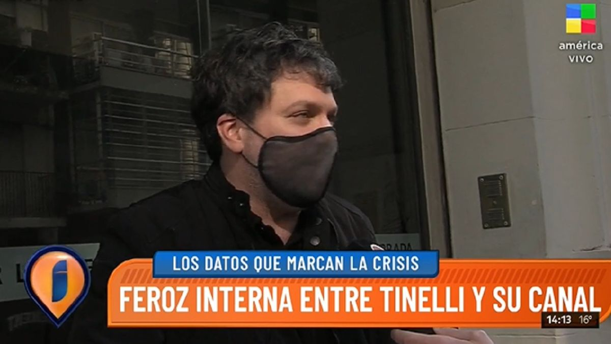 Guido Kaczka habló del polémico posteo de Marcelo Tinelli