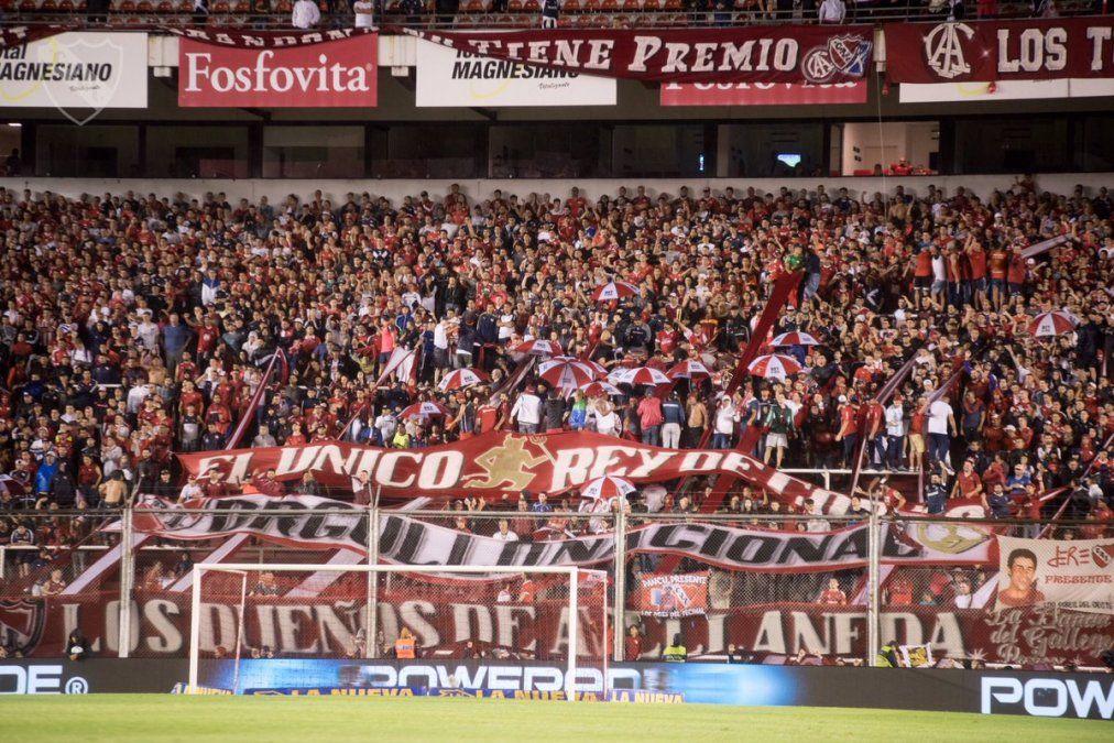 Independiente contrató como nuevo manager a un ídolo con pasado en el club como DT
