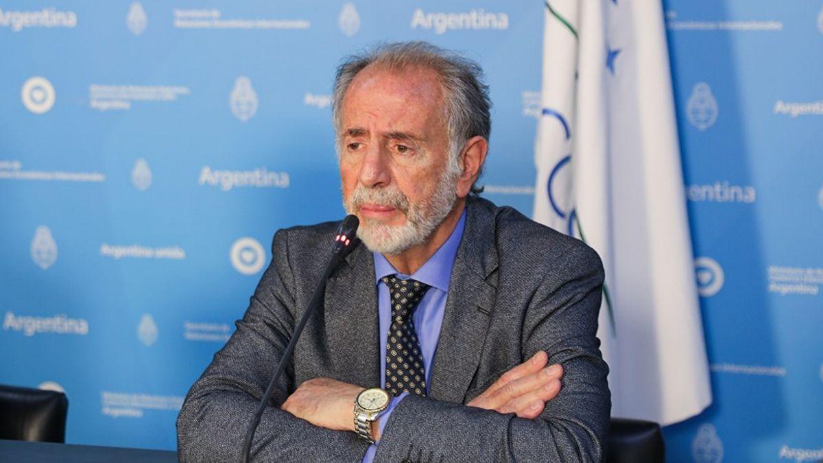 Jorge Neme fue designado como vicejefe de Gabinete de la Nación (Foto: Diario El Norte).