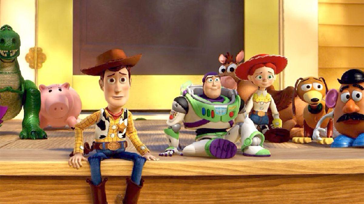 Adolescente recreó una escena de Toy Story 3 para celebrar su graduación de la secundaria