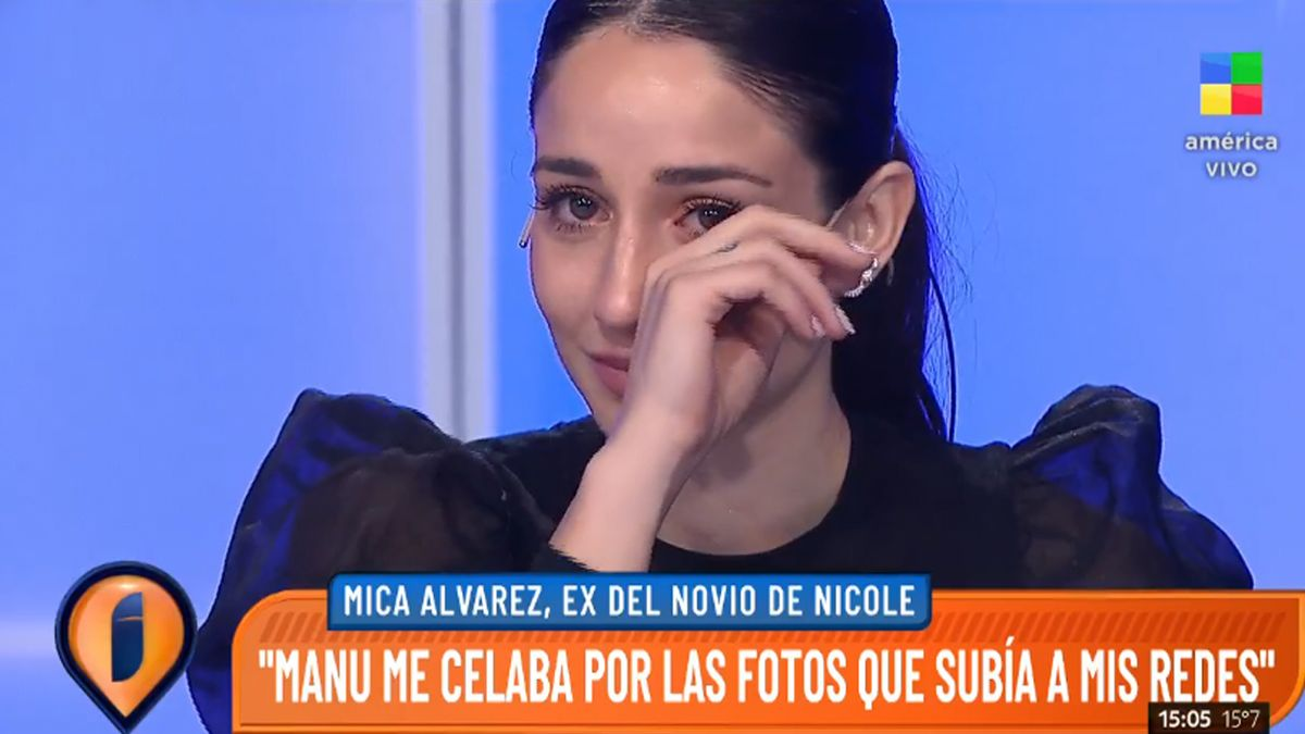 Nicole Neumann: Habló en Intrusos la ex de su nuevo novio
