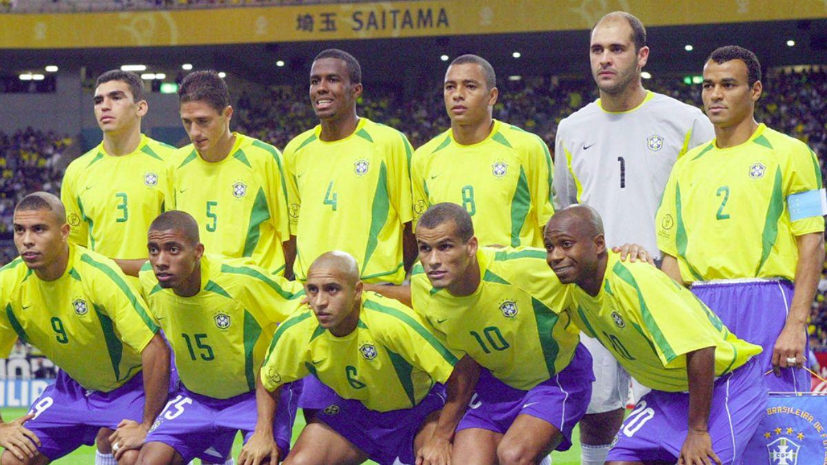 Brasil en 2002.