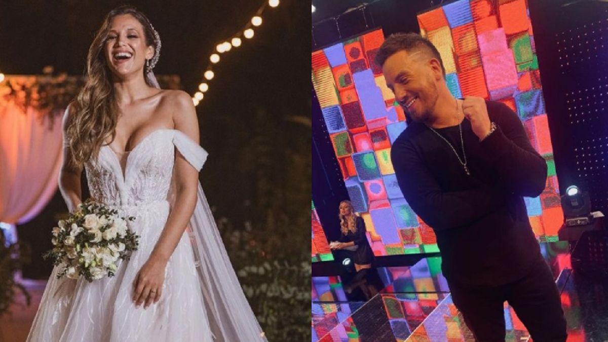 Fede Bal habló del casamiento de Barbie Vélez y Lucas Rodríguez