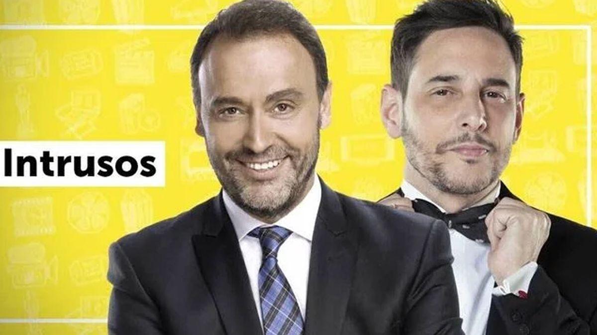 Adrián Pallares y Rodrigo Lussich seguirán todo julio con Intrusos por la noche