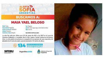 Buscan a una nena de 7 años que desapareció en Villa Lugano