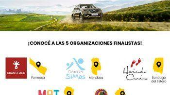 5 proyectos finalistas en Renault Mujeres Emprendedoras
