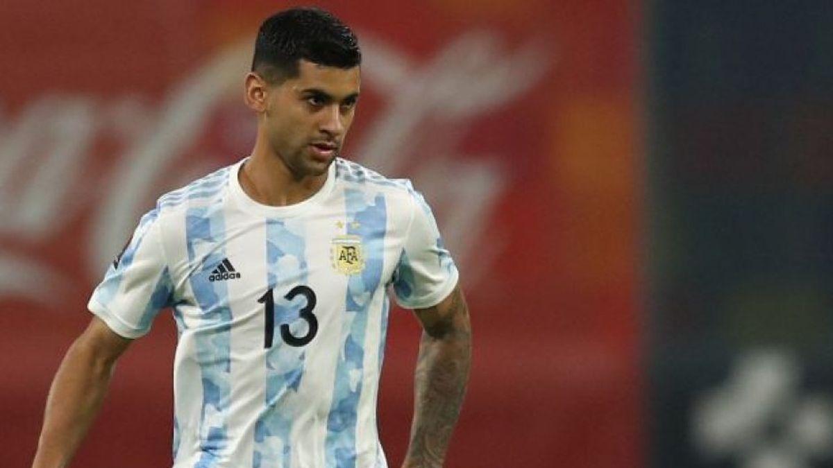 El Cuti Romero será titular en la final de la Copa América.