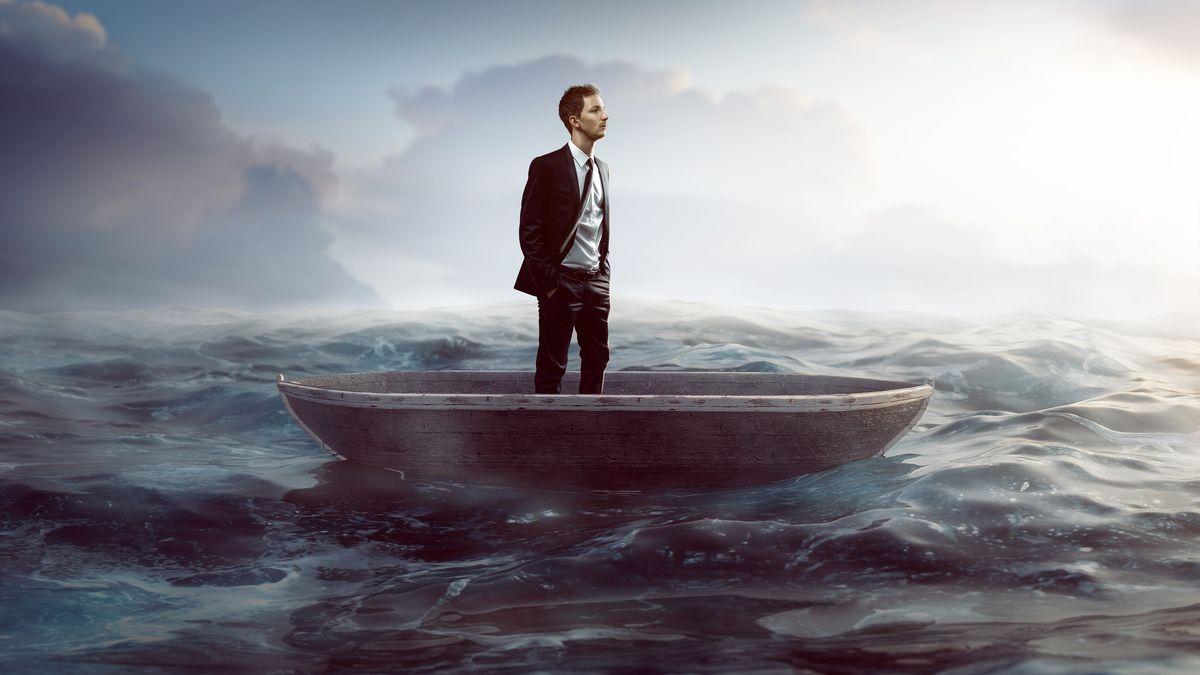 Los empresarios PyMES navegan en la incertidumbre sobre qué hacer con el futuro de su empresa. Sólo el 33% piensa más allá del presente.