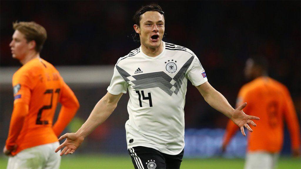 Eliminatorias Eurocopa 2020: Alemania le ganó 3-2 un partidazo a Holanda