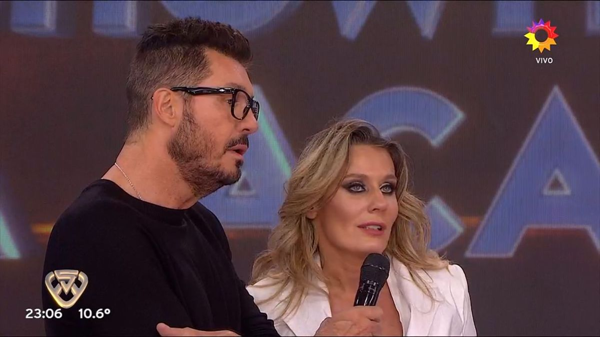 Rocío Marengo explotó contra Eduardo Fort: Estoy harta, repodrida