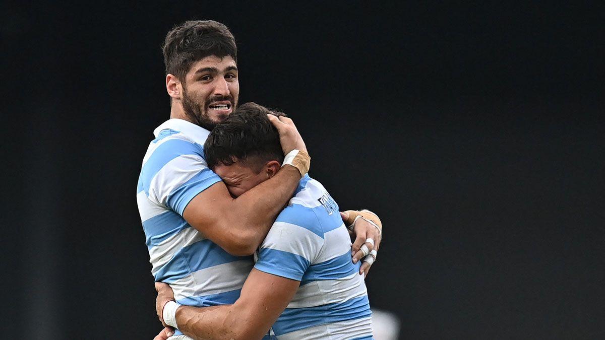 Los Pumas lograron una medalla histórica para el rugby argentino.