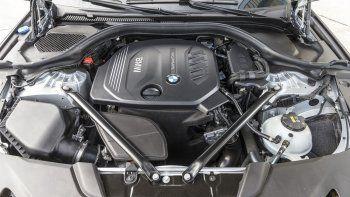 Autos BMW con riesgo de incendio