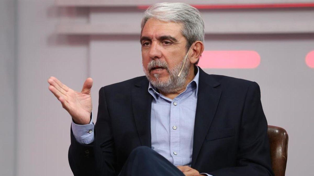 Aníbal Fernández se refirió al tuit contra Nik: Hice lo que siempre hice