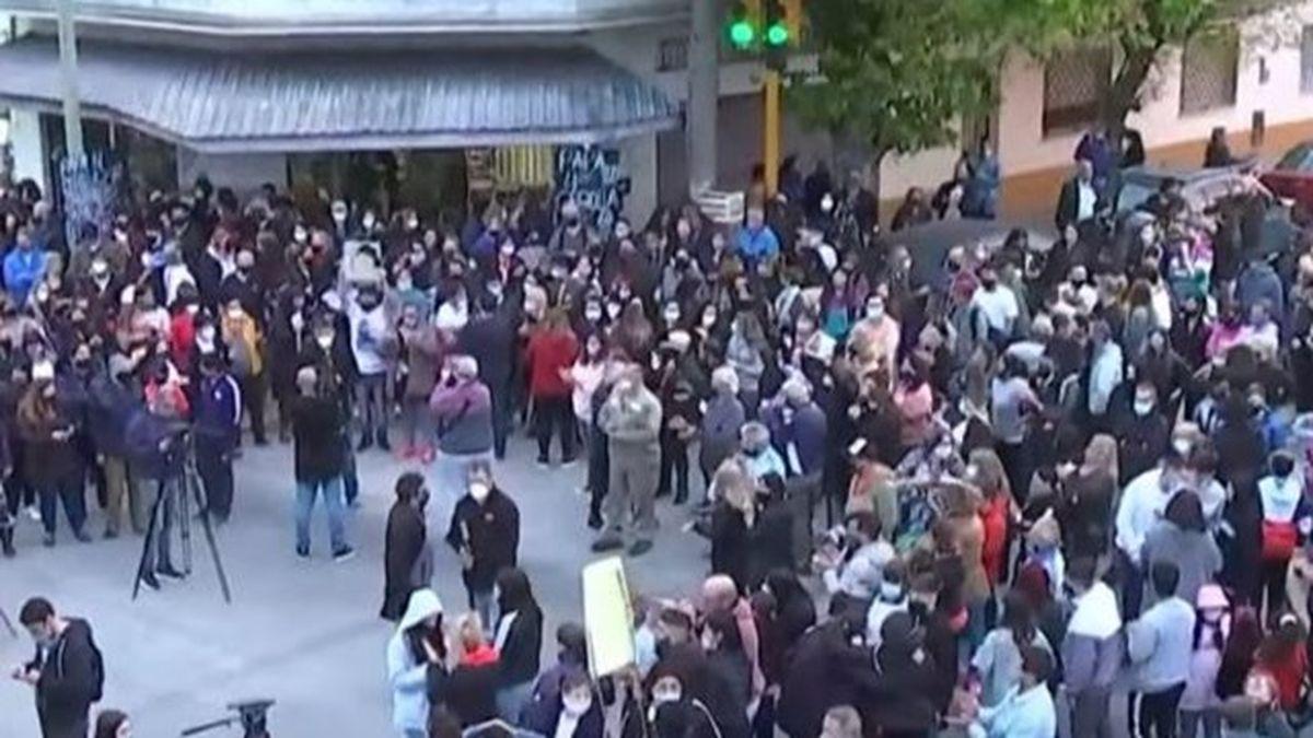 Asesinato en Quilmes: vecinos reclaman justicia por el asesinato del adolescente de 17 años