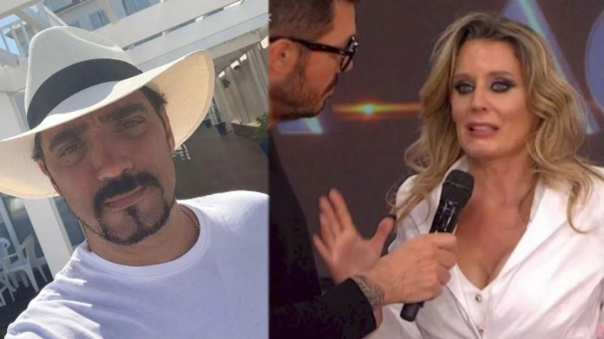 ¿Eduardo Fort engañó a Rocío Marengo con una periodista?