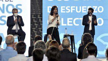 """Cristina y otro mensaje para el Gabinete: """"Los ministros que tengan miedo o no se animan vayan a buscar otro laburo"""""""