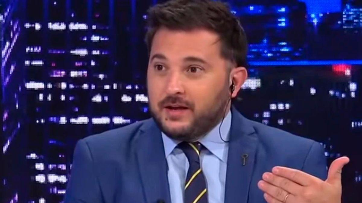 Elecciones PASO 2021: la arenga de Diego Brancatelli después de votar