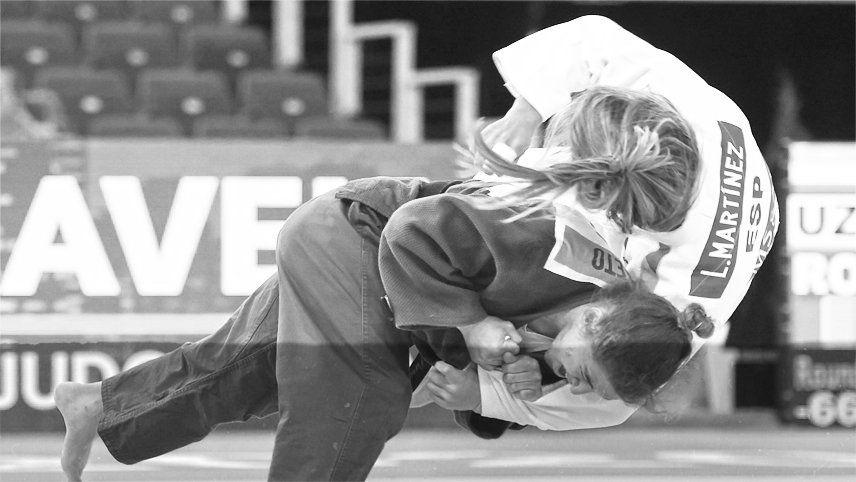Tras 14 meses, Pareto volvió a competir y fue medalla de plata en el Grand Slam de Budapest