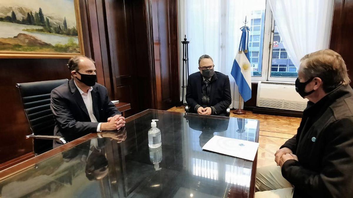 Israel y China por un lado, reglamentación por el otro: Coninagro le pidió a Kulfas por la carne y los biocombustibles.