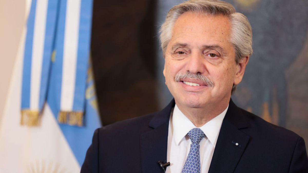 Alberto Fernández habló en la Cumbre de Sistemas Alimentarios de la ONU. (Foto: Presidencia)