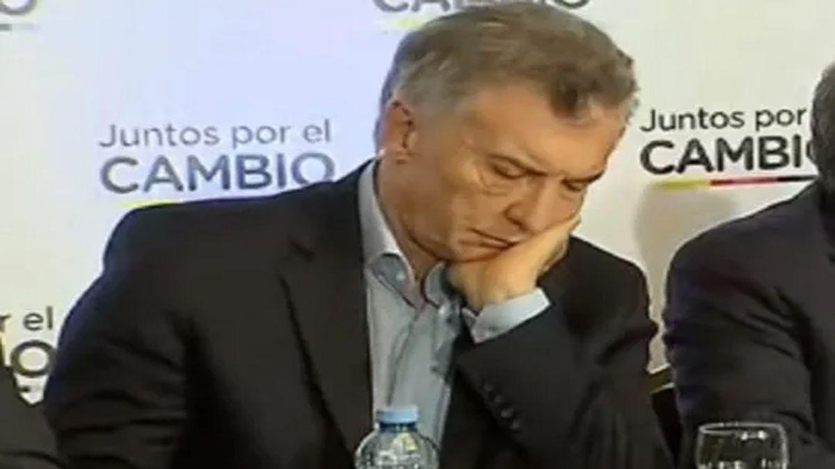 Macri: Los seis errores ortográficos en sus anotaciones