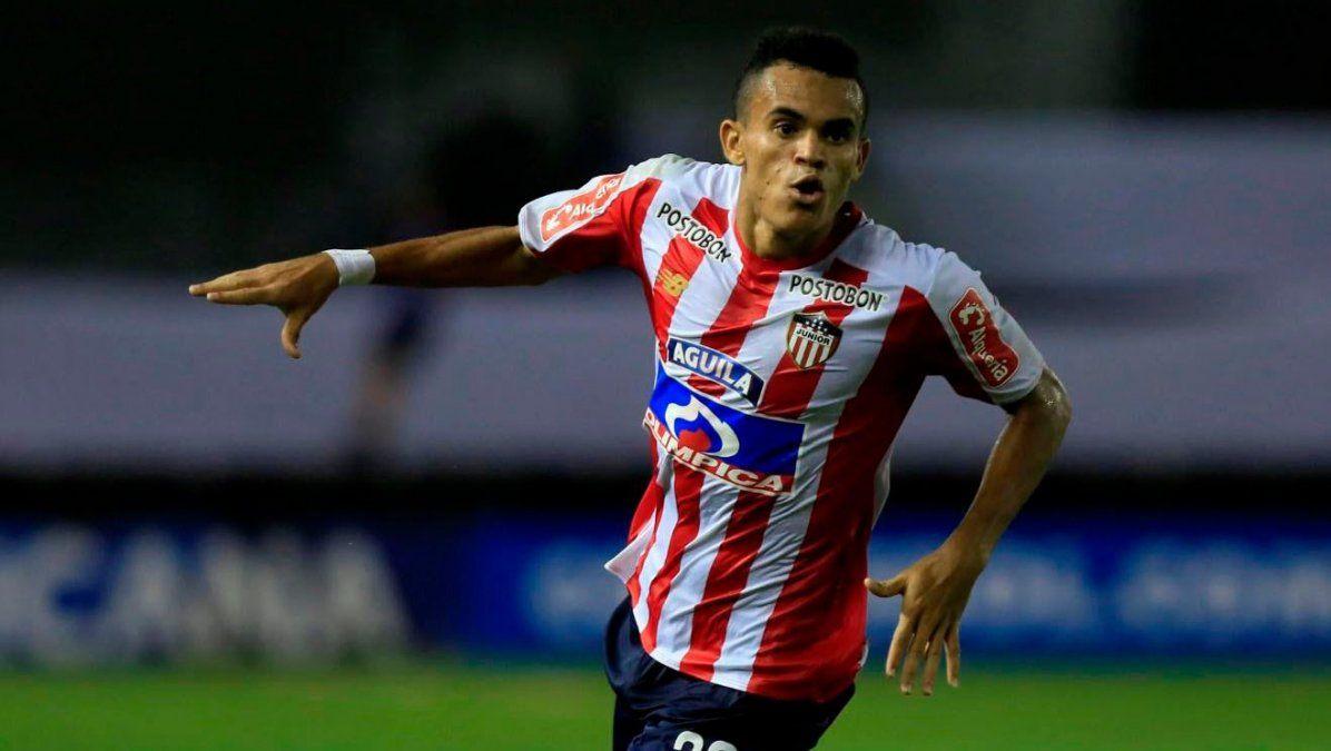 No alcanza: Junior rechazó la oferta de River por Luis Díaz