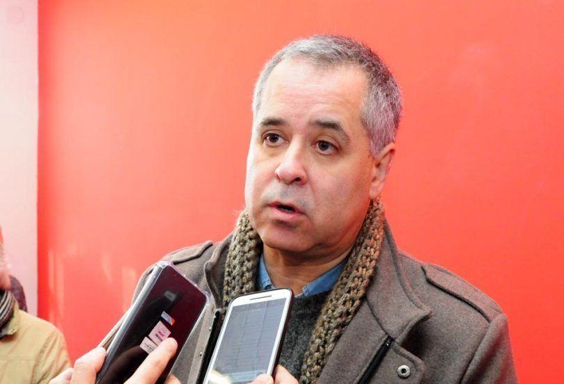"""Alejandro """"Topo"""" Rodríguez, del lavagnismo, apuntó contra """"el poder y la discrecionalidad"""" que otorgaría la nueva ley de Biocombustibles."""